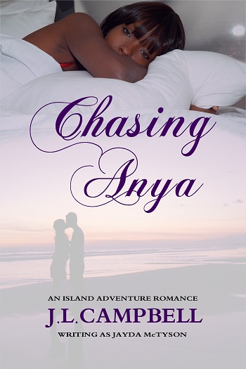 COVER REVEAL: Chasing Anya by J.L. Campbell