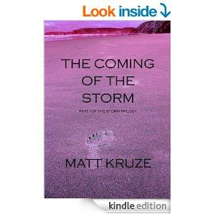 The Coming Of The Storm_Matt Kruze